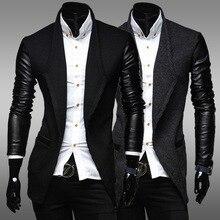 Autumn And Winter New Men's Fashion Long Woolen Coat 2019 Slim Casual Large Size Men's Coa