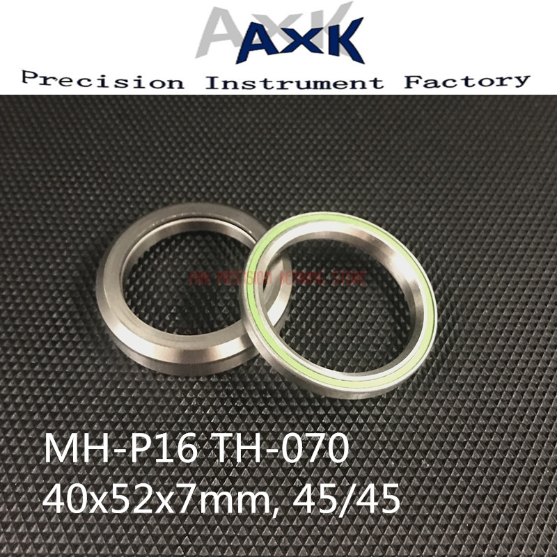 2019 New Arrival Sale Free Shipping 1-1/2 1.5 38.1mm Bicycle Headset Bearing Mh-p16 Th-070 ( 40x52x7mm, 45/45) Repair2019 New Arrival Sale Free Shipping 1-1/2 1.5 38.1mm Bicycle Headset Bearing Mh-p16 Th-070 ( 40x52x7mm, 45/45) Repair