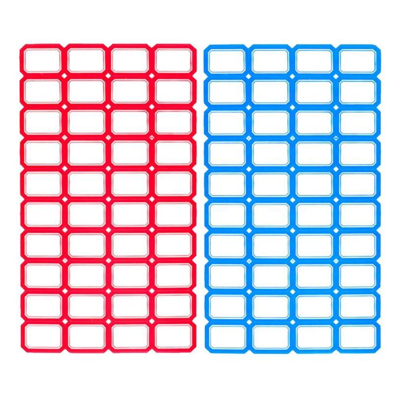 2800pcs Self-Adhesive Label Paper Name Classify Blank Stickers Stationery2800pcs Self-Adhesive Label Paper Name Classify Blank Stickers Stationery
