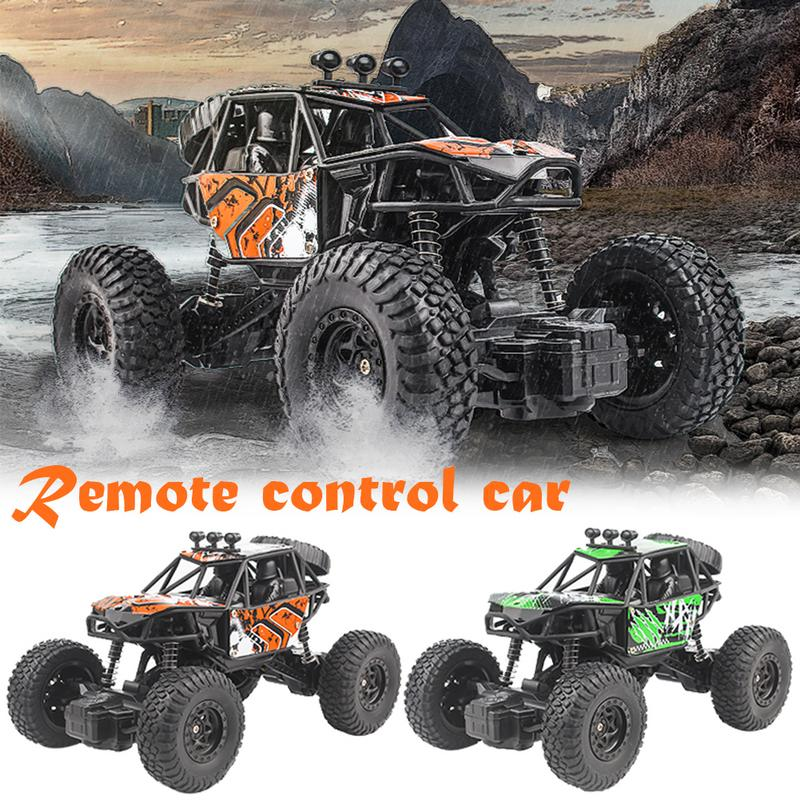1:22 4WD 2.4Ghz Remote Control Electric Rc Car Toys Resistance To Fall High Speed Four-Wheel Drive Off-Road Model Boy Racing Toy