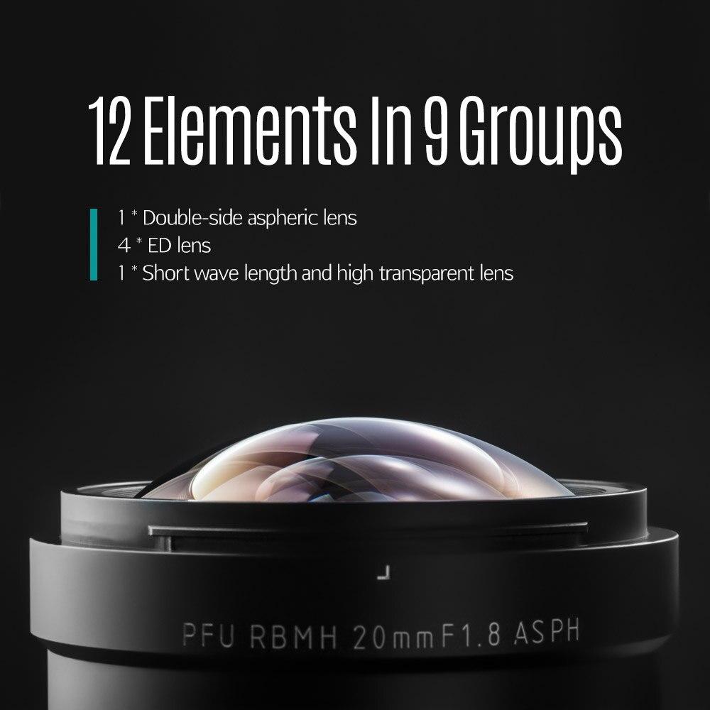 VILTROX FE 20mm/F1.8 E マウント MF フルフレーム広角プライムレンズソニー E マウント用カメラソニー A7 シリーズ A6300 A6500 A6000 NEX5  グループ上の 家電製品 からの カメラレンズ の中 3