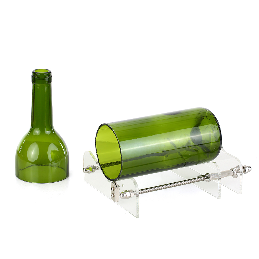 Glass Bottle Wine Bottle Shaped Cutter Bottle Cutter Diy Wine Bottle Lamp Cup Tool Cutting Machine Glass Knife Tools Wide Selection; Glass Cutter