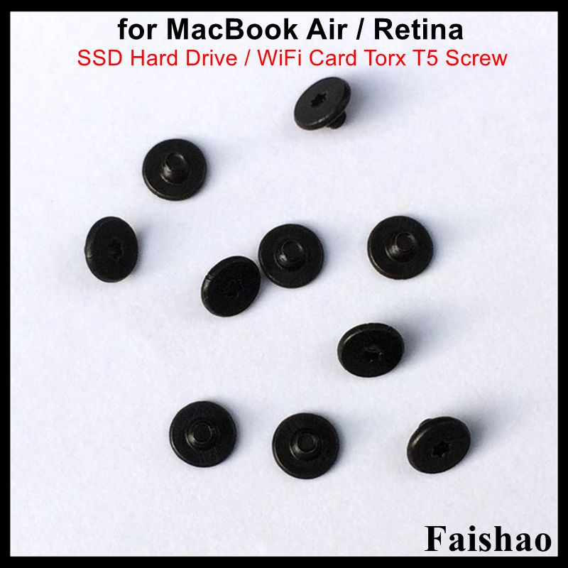 Faishao 10pcs For font b Apple b font font b Macbook b font Air Retina A1369