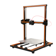 Discount Anet E12 3d Printer Kit FDM Desktop 3d Printer Machine Update Threaded Rod Reprap i3 3D Printer With Free Filament