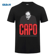 GILDAN MAFIA CAPO TONY SOPRANO UNOFFICIAL THE SOPRANOS T-SHIRT MENS SIZES the mafia