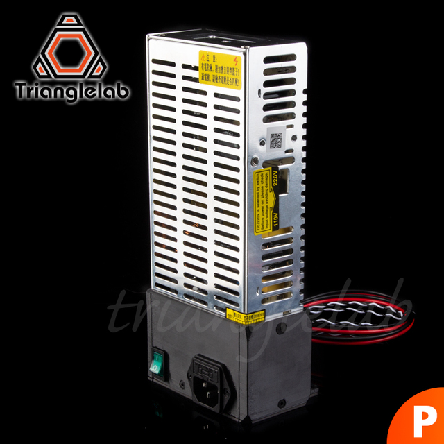 Trianglelab high quality power panic and power supply unit PSU 24V 250W for Prusa i3 MK3 MK3S 3D printer kit