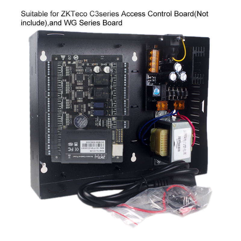 ZKTeco Access Controller Board power supply Power Source Superior Components for All Kinds of Electric lock Free DHL
