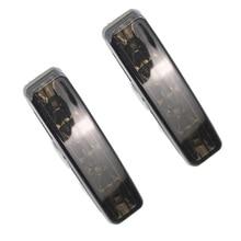 Боковые поворотники Габаритные индикаторы светильник для 97-03 Bmw 525I 528I 530I 540I M5 E39 5 серии(4-Led) 63148360589