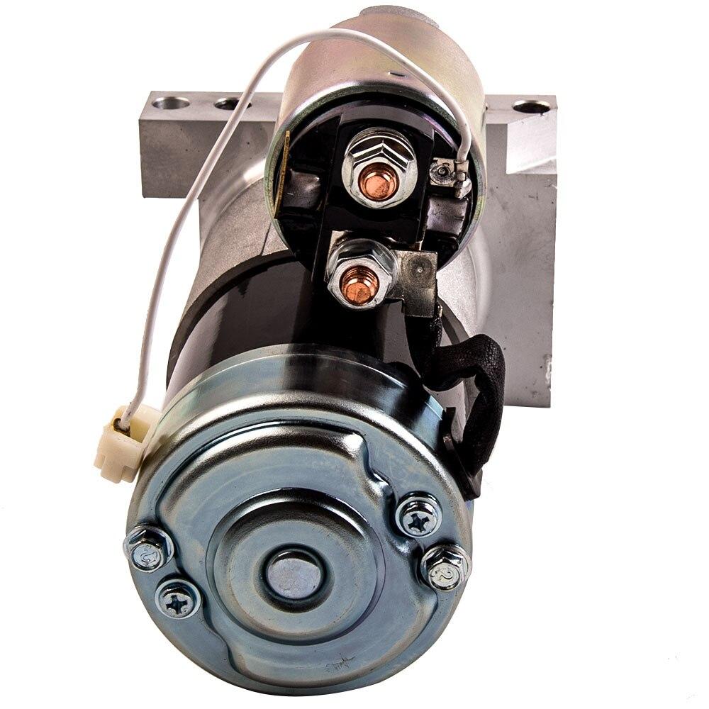 STARTER MOTOR FOR CHEVROLET CHEV CHEVY V8 SMALL & BIG BLOCK 283 454 350 400 for V8 307 327 350 400 396 427 454 283 12V 10Tooth