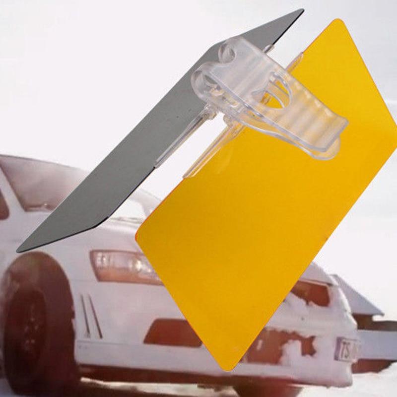 300*120*1.3mm Universal HD UV Anti-sunlight Auto Car Sun Visor Flip Shield Day And Night Vision Designed For Safe Driving