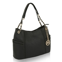 d1d952b0c97f MKF Collection by Mia K Farrow Britny Vegan Leather Shoulder Bag()