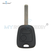 2 buttons silicone car key case cover flip remote car key holder shell fob for citroen c2 c3 c4 c8 peugeot 308 207 307 3008 5008 Remtekey 2 Buttons Remote Car Key Case Shell Fob VA2 Uncut Blade For Citroen C1 C2 C3 Pluriel C4 C5 C8 Xsara Picasso Cover