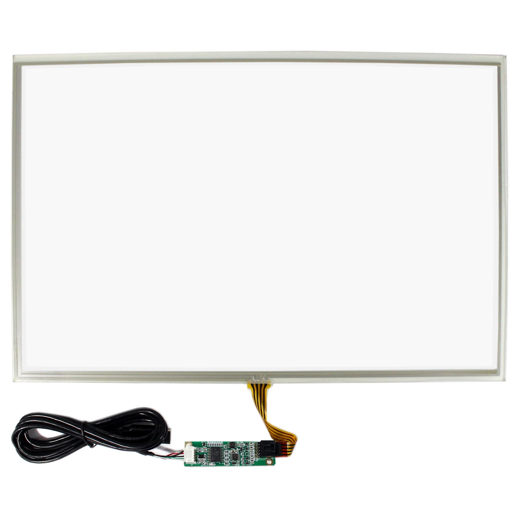 17 lcd panel Touch Screen Panel 4-wire Resistive  Dimension Size 387mm x 252mm17 lcd panel Touch Screen Panel 4-wire Resistive  Dimension Size 387mm x 252mm