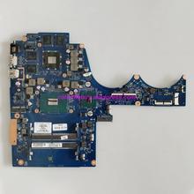 정품 914774 001 dag35gmb8d0 w 216 0896088 hp 노트북 pc 용 i7 7700HQ cpu 노트북 마더 보드 메인 보드