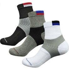 10 пар/партия, теннисные носки для мужчин, плотные дышащие дезодоранты для бадминтона, баскетбольные спортивные носки для взрослых, L690-10OLC