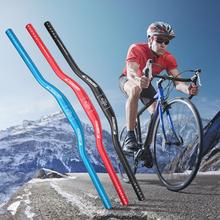 New High-quality Aluminum Alloy 31.8 X 620mm Bicycle Handlebars Three Colors Hard And Durable Parts
