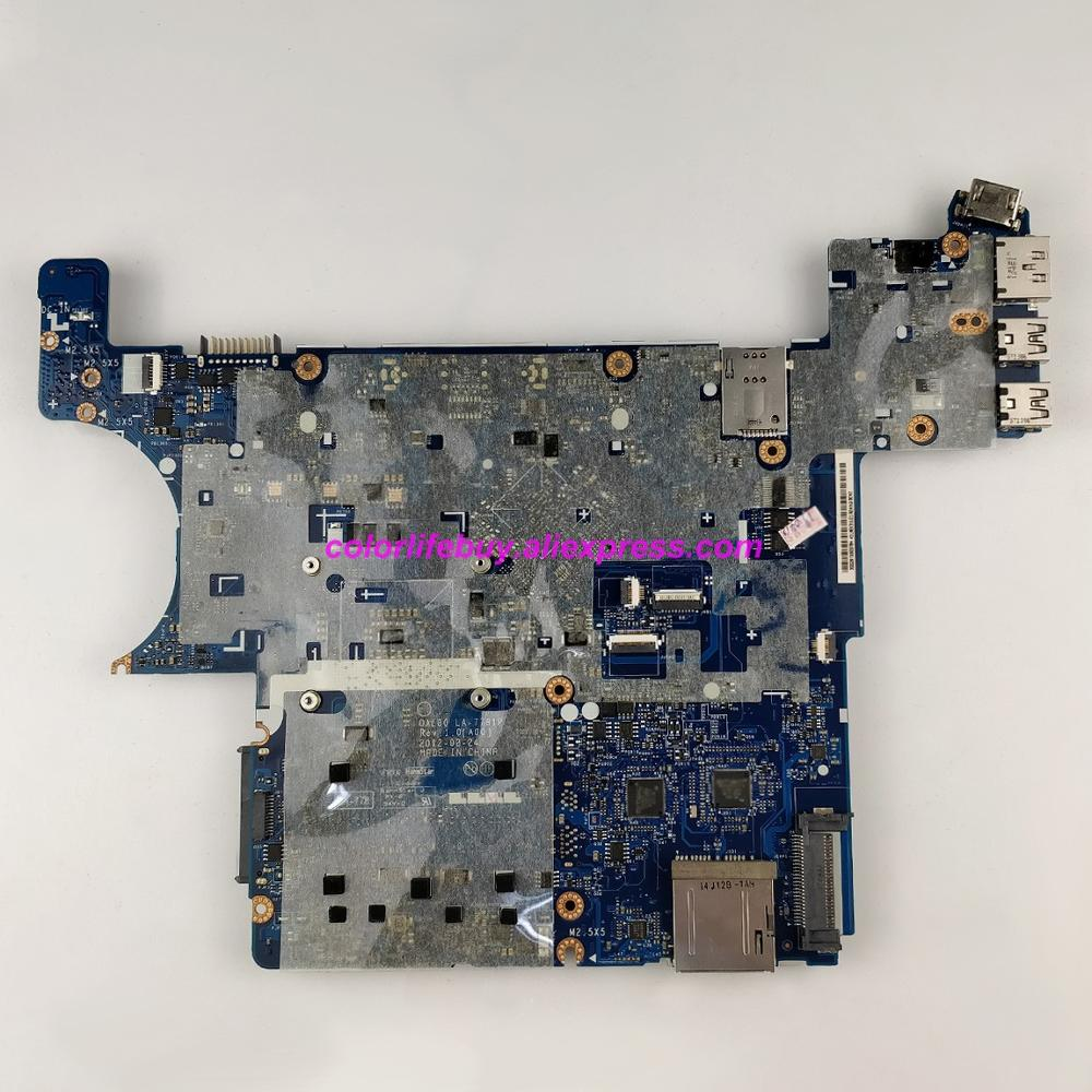 Image 2 - Genuine CN 08R94K 08R94K 8R94K QAL80 LA 7781P Laptop Motherboard Mainboard for Dell Latitude E6430 Notebook PC-in Laptop Motherboard from Computer & Office