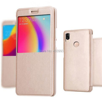 reputable site 6809e b4d6a For Asus ZenFone Max Pro M2 ZB631KL Case ZB631KL Luxury Leather Window View  Flip Cover Case For Asus ZenFone Max Pro M2 ZB631KL