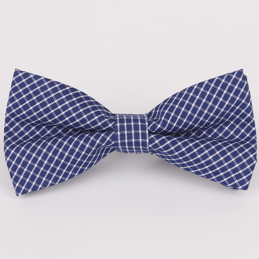 Boy's Accessories Apparel Accessories 2019 New Spot Childrens Bow Tie Cotton Cotton Small Plaid Children Show Photo Shirt With Baby Bow Tie Flower Professional Design