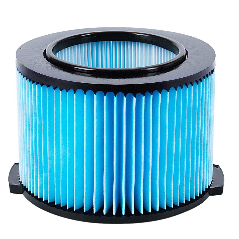 VF3500 3-Слои гофрированная бумага вакуум-фильтра, фильтр для пылесоса