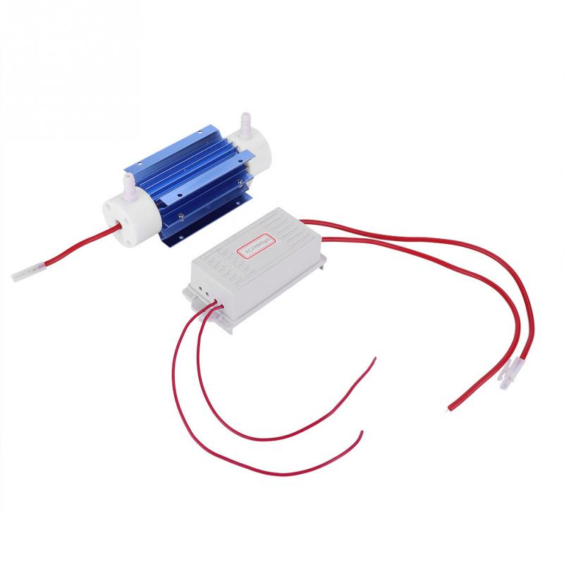 Озоногенератор ионизатор трубки очиститель воздуха кварцевая трубка + Питание 220 В для домашний воздушный фильтр Professional