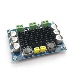 Image 2 - XH M542 تيار مستمر 12 26 فولت 100 واط TPA3116DA أحادية قناة مكبر صوت رقمي TPA3116D2 Board