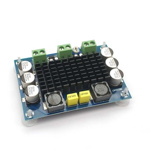 Image 2 - XH M542 DC 12 26V 100W TPA3116DA Mono kanal dijital elektrikli ses yükseltici TPA3116D2 kurulu