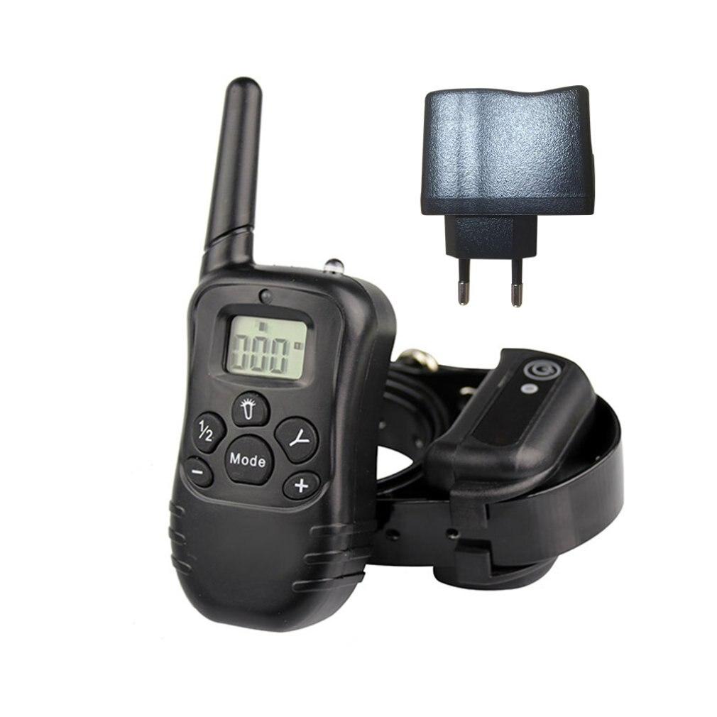 M998D télécommande Anti-aboiement collier chien formateur étanche statique choc Vibration chien formation fournitures