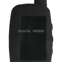A6/A9/A8/A4 Силиконовый ключ чехол для 2 полосная автомобильная сигнализация Системы ЖК-дисплей дистанционного Управление брелок Starline A6 A9 A8 A4 брелок