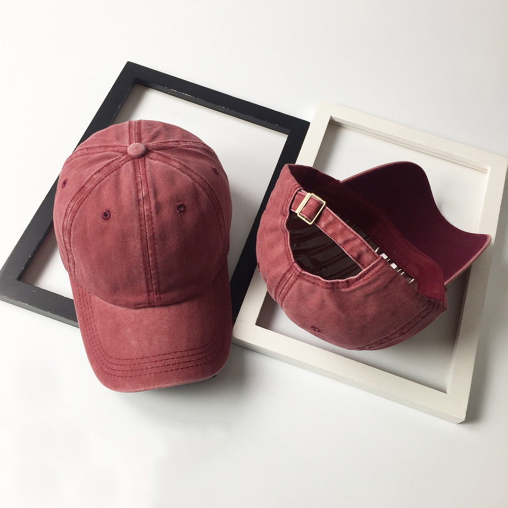 Hip-Hop Hat Baseball-Cap Snapback Vintage Cotton Fashion Women Casquette Adult for And