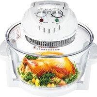 12L Intelligente Luft Friteuse Glas Frites Maschine Gesunde Keine Dämpfe Dreidimensionale Heizung Mehrere Getriebe Temperatur Einstellung