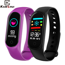 Smart Bracelet Color Screen IP67 Waterproof Fitness Tracker Blood Pressure Heart Rate Monitor Smart Wristband for Android IOS портал electrolux torre 26 30s камень белый шпон венге