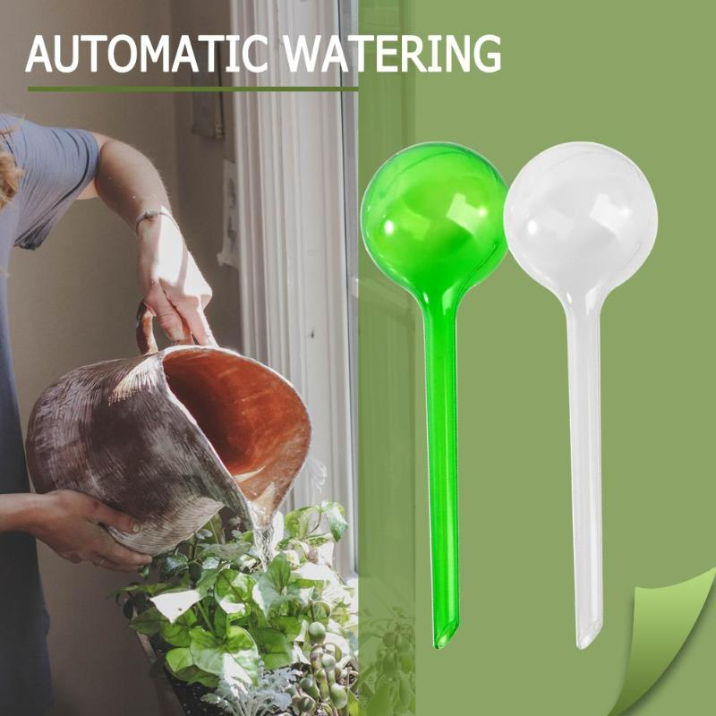 Flower Automatic Watering Device Houseplant Plant Pot Bulb Globe Garden House Waterer Water Cans Watering Device Plant Water image