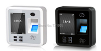 TCP/IP Biometric Fingerprint and RFID Card Reader Door Access Control System Standalone Fingerprint Time Attendance