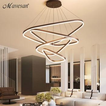 Café LED lámparas colgantes para la sala de cocina moderna de ...