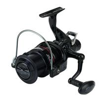 Spinning Fishing Reel KM50 60 Metal Head Front And Rear Brake Fish Reel Sea Fishing Sea Bream CarpFishing Wheel