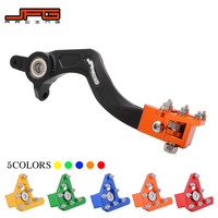 Motorcycle CNC Aluminum Rear Foot Brake Pedal Lever For KTM SX XC XCW XCF XCFW EXC SXS 125 150 250 350 450 530 TE FE TC FC