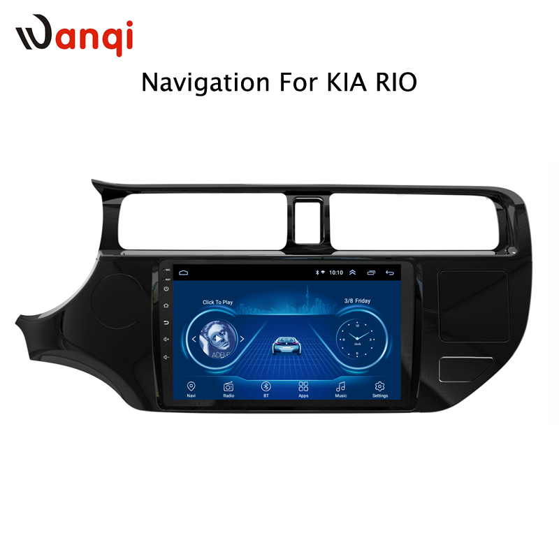 9 inch android 8.1 car dvd player For KIA rio K3 2012-2016 with audio radio multimedia gps navigation9 inch android 8.1 car dvd player For KIA rio K3 2012-2016 with audio radio multimedia gps navigation