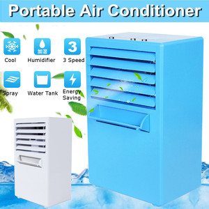 220V Mini Desktop Air Conditio