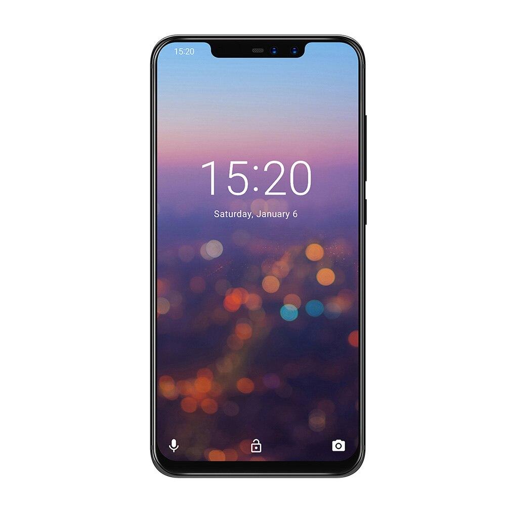 UMIDIGI Z2 PRO смартфон с 6,2 дюймовым дисплеем, восьмиядерным процессором Helio P60, ОЗУ 6 ГБ, ПЗУ 128 ГБ, 16 МП, 8 МП - 2