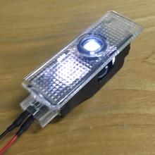 2PCS 3D Shadow Light LED Courtesy Light Car Door Logo Light For BMW Mini Cooper R53 R55 R56 R57 R58 R59 R60 For Mini No Ring цена