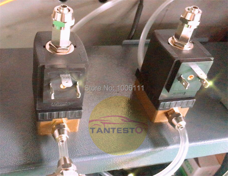 diesel Oil solenoid valve for common rail test bench, common rail injector electromagnetic valve parts
