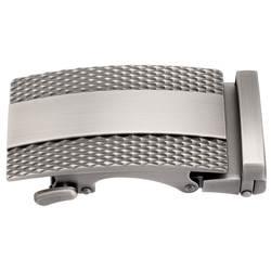 3,5 см Ширина Автоматическая пряжка ремня Мужская мода дизайнер пояса 2019 Повседневное черный Серебрянные пряжки для ремней для человека