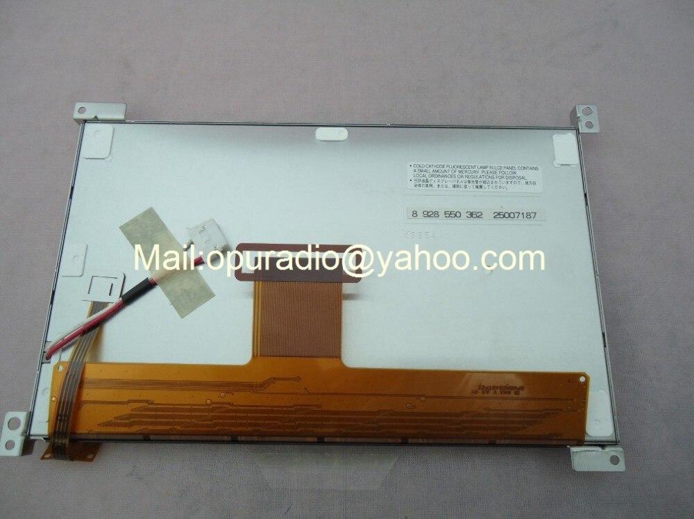 Абсолютно LQ070T5DG30 7 дюймов ЖК-дисплей дисплей монитор с сенсорным экраном для Ford S-MAX автомобильный dvd-навигатор аудио