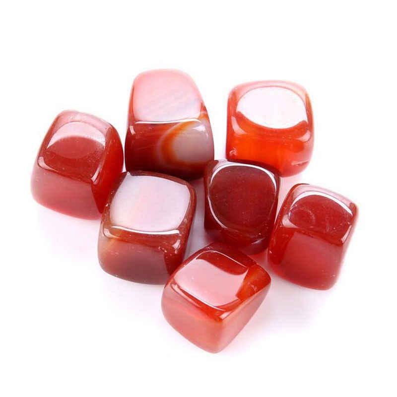 7 チャクラの石 7 色セットヨガチャクラ不規則なレイキヒーリングクリスタル石ポリッシュ個別の石快適な