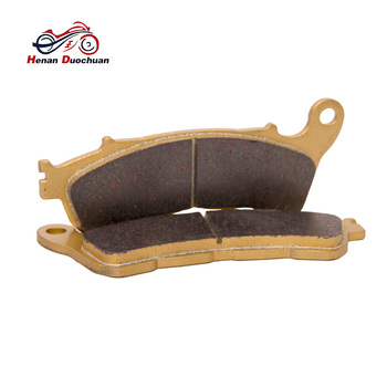 Motorcycle Front Rear Brake Pads For Honda FES 125/150 SH125i/150i/300i PS/NSS/CBR 250 SW-T 400 CBF 500 CB 600 NC 700 VFR 800 #d image