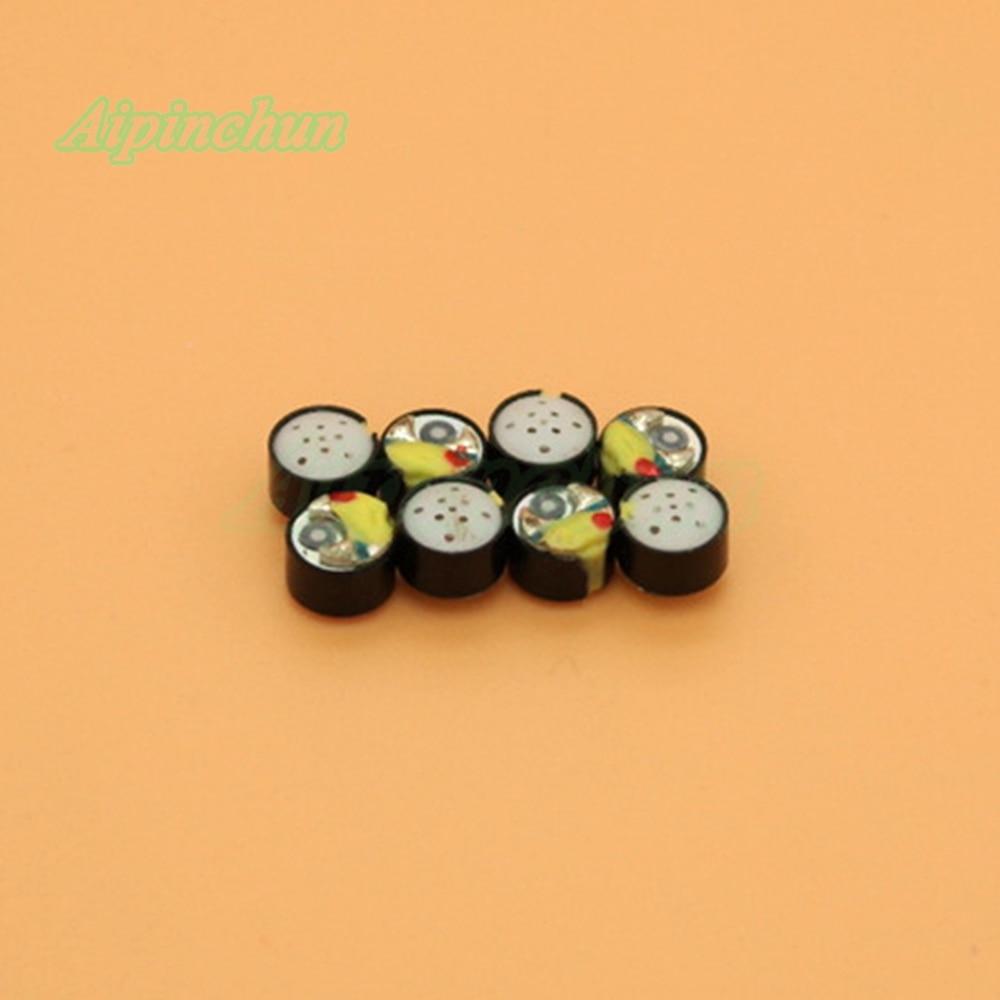 Aipinchun 1Pair 6mm 16ohm DIY Earphone Speaker Unit