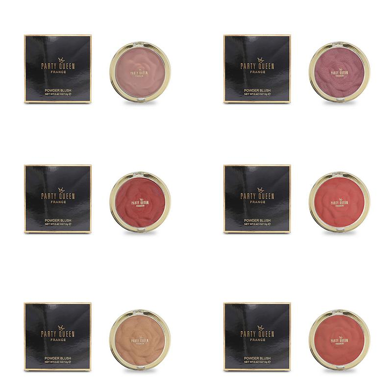 1PC Blush Natural Long Lasting Blush Waterproof Rouge Skin-friendly Facial Makeup