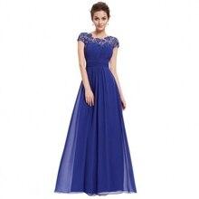 Chiffon Summer Dress Women Vintage Elegant Slim Lace Long Party  Wedding Bridesmaids Maxi Dresses vestidos