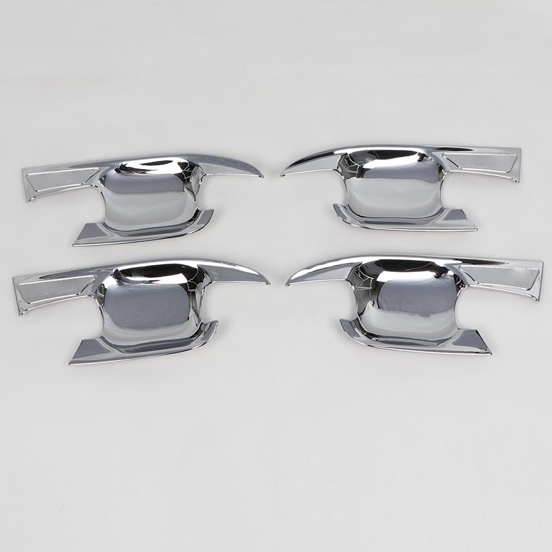 4pcs for Dongfeng AEOLUS AX7 2019 Door wrist Protective cover decorate in Chromium Styling from Automobiles Motorcycles
